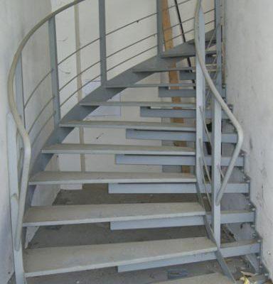 scale in ferro battuto Brescia, Agroservice