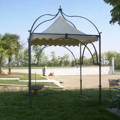Gazebi su misura Brescia, Agroservice