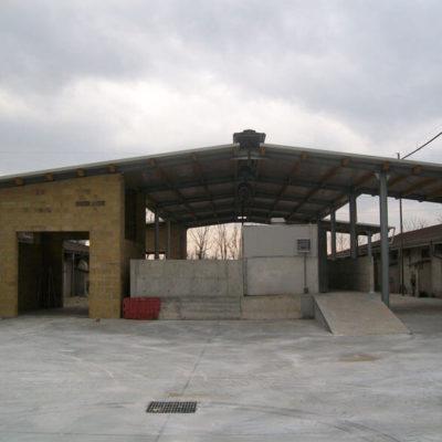 Agrobox capannine prefabbricate per suini Brescia, Agroservice