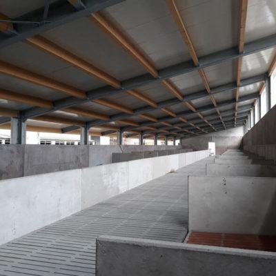Capannoni chiavi in mano per suini Brescia, Agroservice