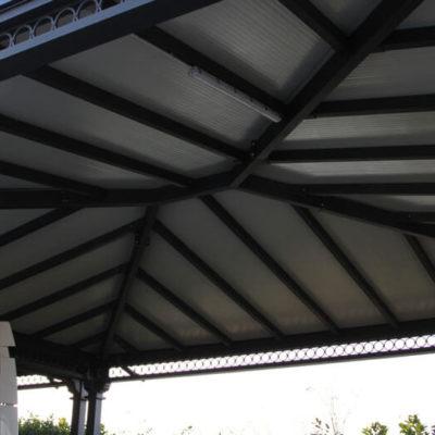 strutture acciaio settore civile Brescia, Agroservice